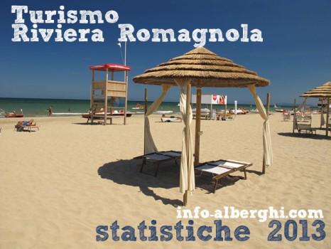 info alberghi statistiche estate 2013