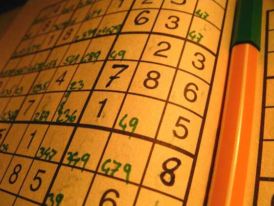 gioco del sudoku