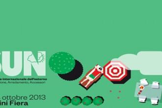 Sun 2013 - Salone Internazionale dell'Esterno