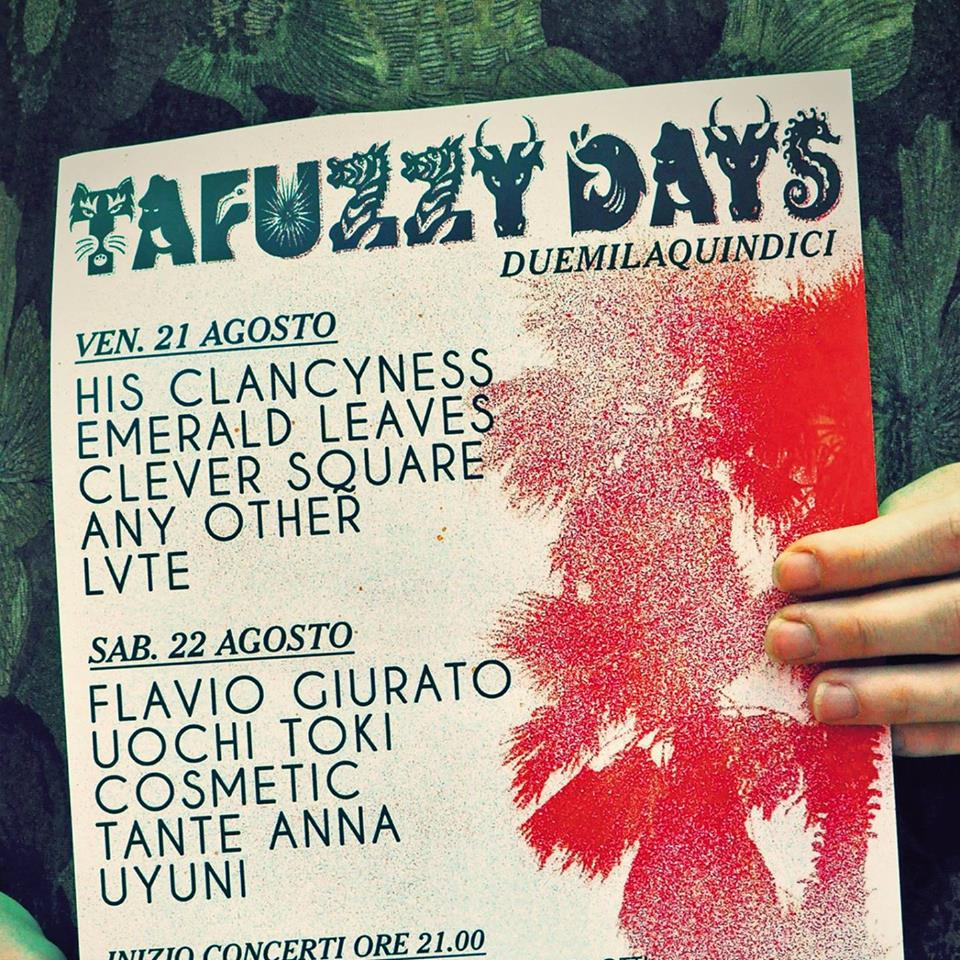 tafuzzy-days