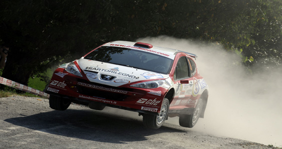 San Marino Rally 2012