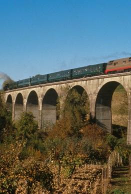 Da Rimini a Firenze in treno, attraverso l'Appennino 3