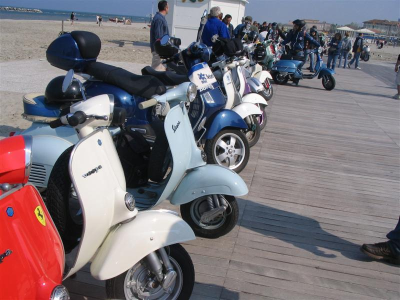 vespa day bellaria 2013