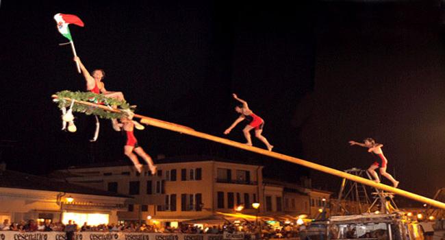 week end di luglio 2013 a Cesenatico- La Cuccagna dell'Adriatico