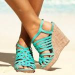scarpe mare estate 2013