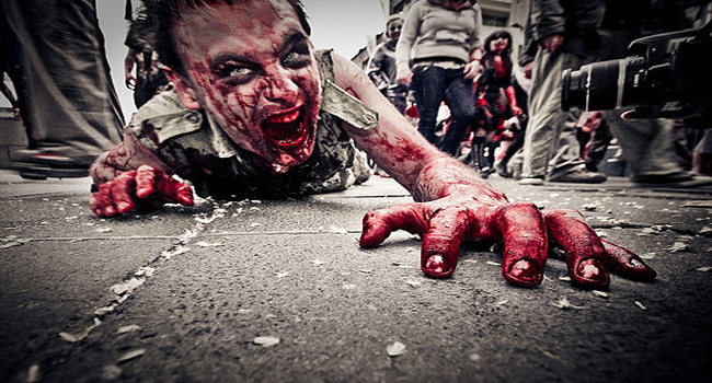 Zombie Walk! 2013 - Gradara sarà invasa dagli zombie